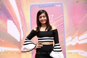 Rashmika Mandanna at Happi Mobiles Store Launch