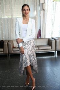 Indian Model Shilpa Reddy