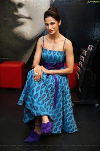 Shilpa Reddy at Hair Crush Salon