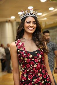 Shreya Rao - Model