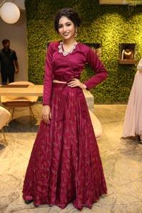 Tanya @ Nikitha Jewellery Celebrations