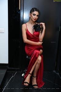 Venus Malik at Hair Crush Salon