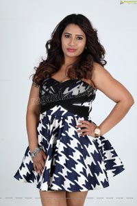 Sanjana Naidu Spicy Shoot
