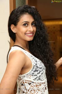 Nitya Naresh at Sutraa Logo Launch