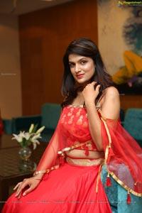 Ritu Biradar At Sutraa Logo Launch