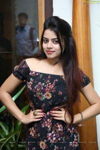 Tanya Choudhury @ Kobbarillu Restaurant Launch