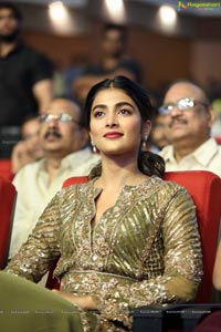 Pooja Hegde @ Aravinda Sametha Success Meet