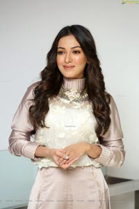 Catherine Tresa at Vadaladu Interview