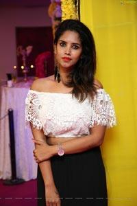 Chandana Prem at Trendz Exhibition