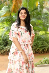 Telugu Actress Harshitha Chowdary