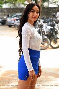Kapilakshi Malhotra at Prema Pipasi Teaser Launch