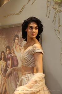 Khushboo Kankan at Gaurav Gupta Fashion Store