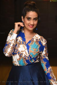 Manjusha at MMC Pre-Release