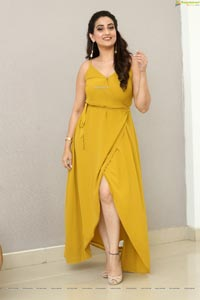 Manjusha at Operation Gold Fish Pre-Release Event