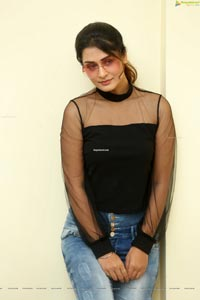 Payal Rajput at RDX Love Interview
