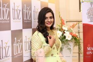 Rohini Noni at TBZ- The Original Festive Collection Launch