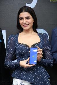 Samantha Akkineni at Oneplus Mobiles Launch At Big C