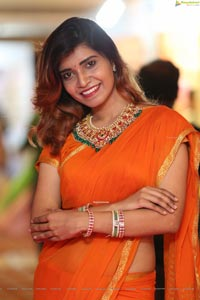 Sindhu Reddy at Trendz Expo Launch