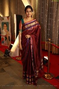 Singer Smita at TV5 Awards 2019