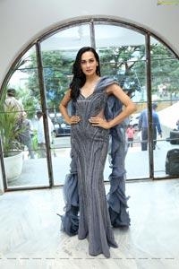 Sonalika Sahey at Gaurav Gupta Fashion Store