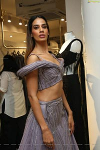 Sony Kaur at Gaurav Gupta Hyderabad Store