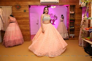 Supraja Narayan at Deepthi Ganesh Collection Showcase