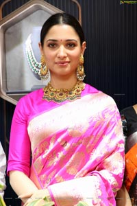 Tamannaah at Malbar Gold & Diamonds Habsiguda