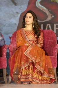 Tamannah at Sye Raa Movie Success Meet