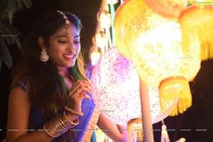 Yamini Diwali Photoshoot