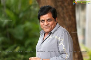 Ali at Raju Gari Gadhi 3 Success Meet