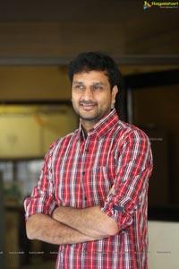 Srinivas Avasarala at Oorantha Anukuntunnaru Interview