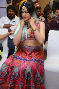 Adah Sharma at Question Mark Movie Song Launch