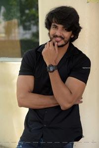 Ajay Kumar Kathurvar at Vishwak Teaser Launch