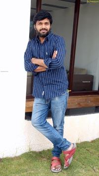 Anil Ravipudi at Yama Drama Trailer Launch