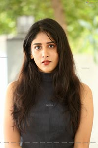 Chandini Chowdary at Color Photo Movie Interview