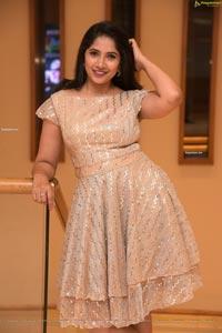 Anchor Indu at Orey Bujjiga Success Meet