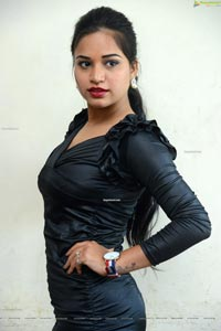 Jyoti Singh at Aathadevvadu Movie Opening