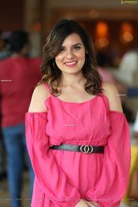 Karnica Karda at TCEI Stri Shakthi Awards 2020