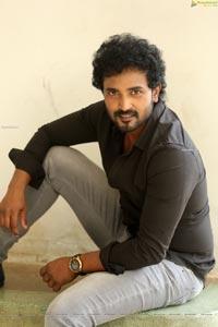 Krishna at DSR Film Production Movie Opening