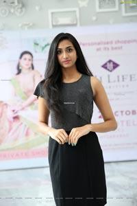 Laya Jupally at Hi-life Pop-Up Exhibition Curtain Raiser