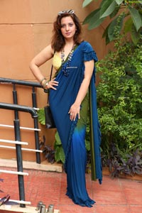 Madhavi Narula at Silk and Cotton Fab of India