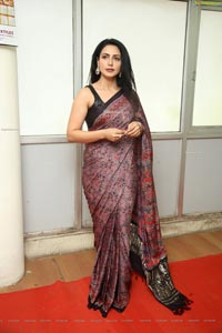 Nandini Rai at Aadya Movie Opening