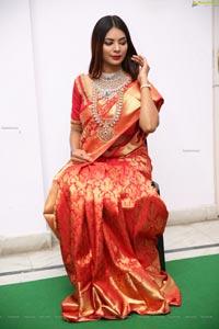 Neha Gupta at Kothari Diamond & Gold Jewellery Exhibition