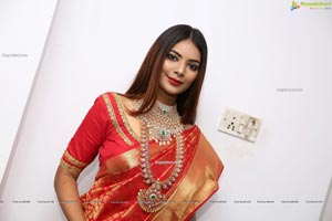Neha Gupta at Kothari Diamond & Gold Jewellery Exhibition