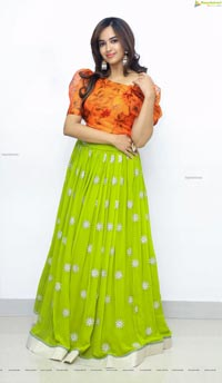 Pujita Ponnada Latest Photoshoot Images