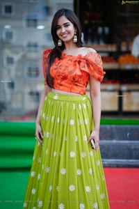Pujita Ponnada Latest Photoshoot Images