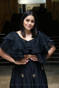 Poorna at Kakatiya Fabrics 19 Teen Launch
