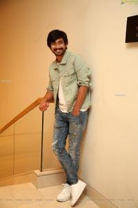 Raj Tarun at Orey Bujjiga Success Meet
