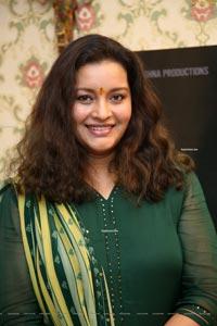 Renu Desai at Aadya Movie Opening