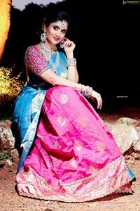 Saraa Venkatesh Latest Photoshoot Images